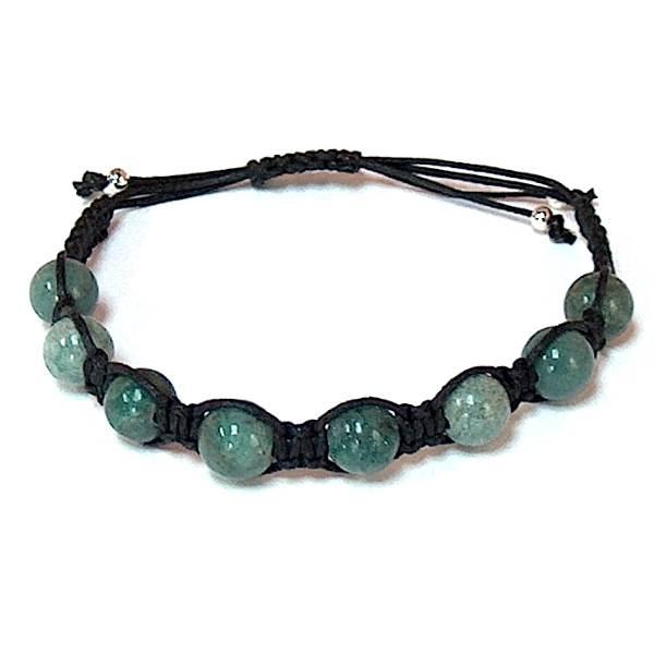 African Jade Healing Energy Bracelet