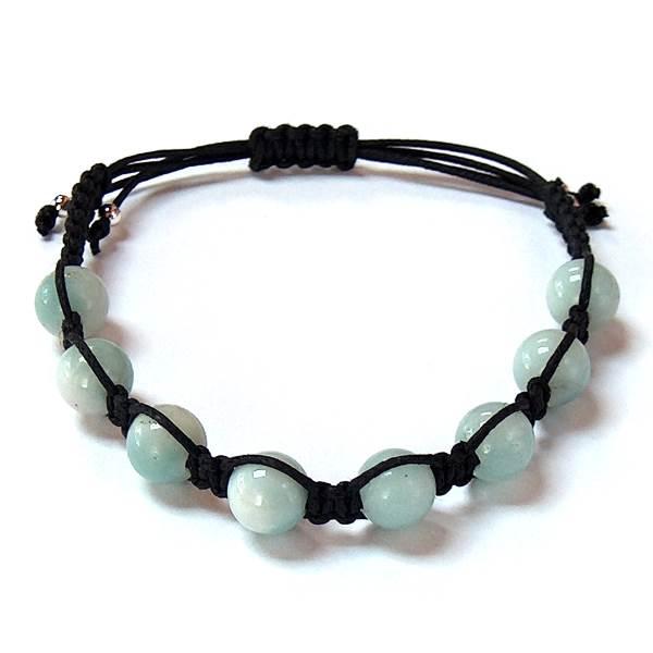 Amazonite Healing Energy Bracelet