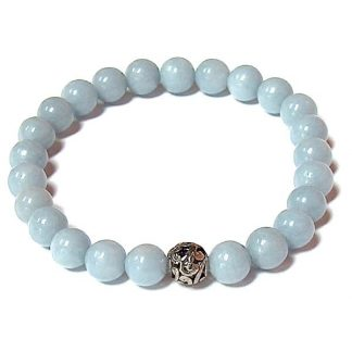 Angelite Healing Energy Stretch Bracelet