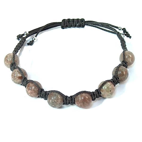 Autumn Jasper Healing Energy Bracelet