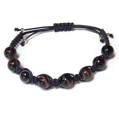 Black Sardonyx Healing Energy Bracelet