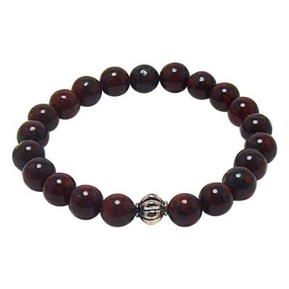 Brecciated Jasper Healing Energy Bracelet (stretch)