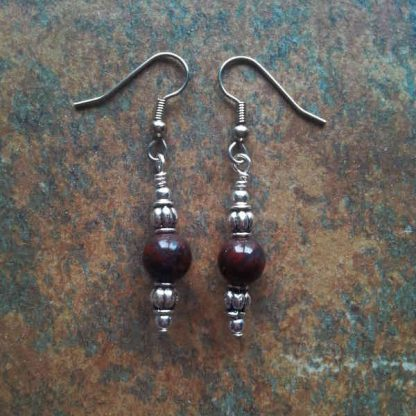 Brecciated Jasper Earrings