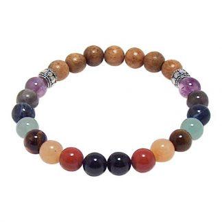 Chakra Balance Bracelet (stretch)