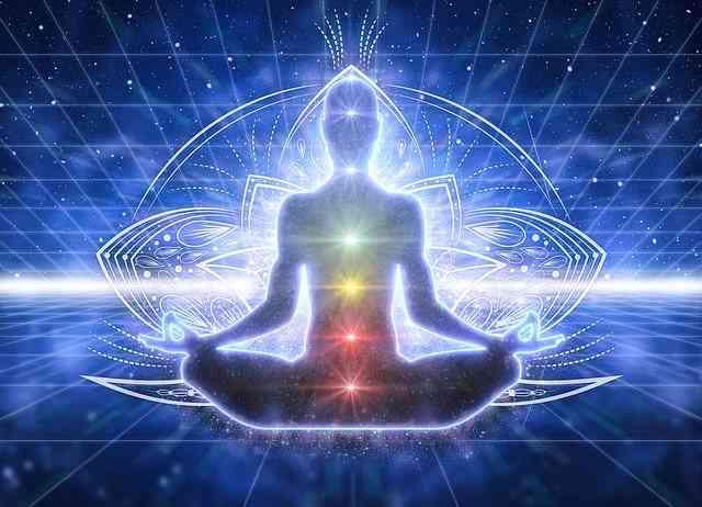 Chakra Balance Healing Energy Jewelry