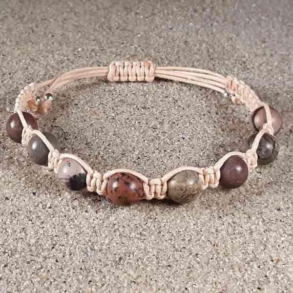 Chochua Jasper Healing Energy Bracelet