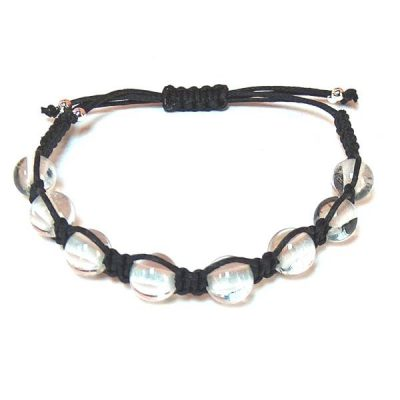 Clear Quartz Healing Energy Bracelet