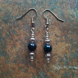 Dumortierite Earrings