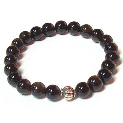 Golden Obsidian Healing Energy Stretch Bracelet