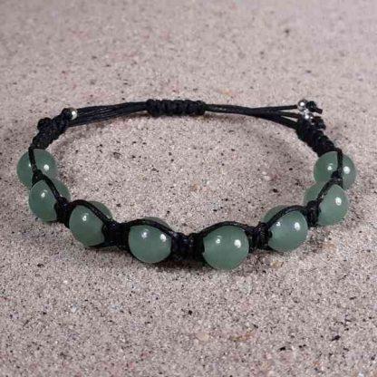 Green Aventurine Healing Energy Bracelet