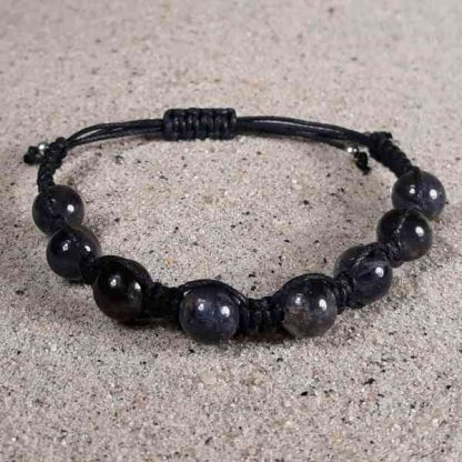 Iolite Healing Energy Bracelet