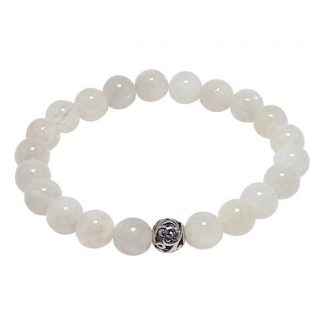 Moonstone Healing Energy Bracelet (stretch)