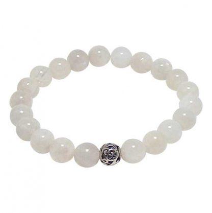 Moonstone Healing Energy Bracelet (stretch)