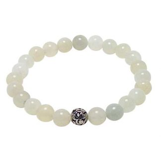 New Jade Healing Energy Bracelet (stretch)