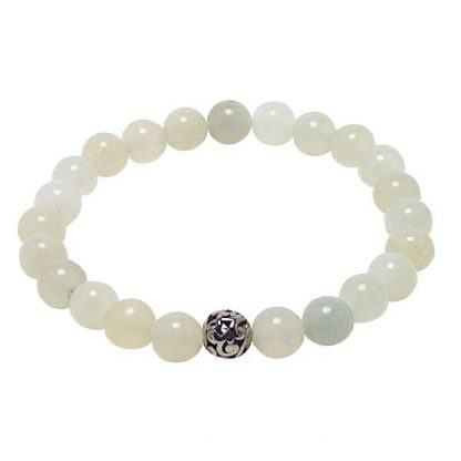 New Jade Healing Energy Bracelet (stretch)