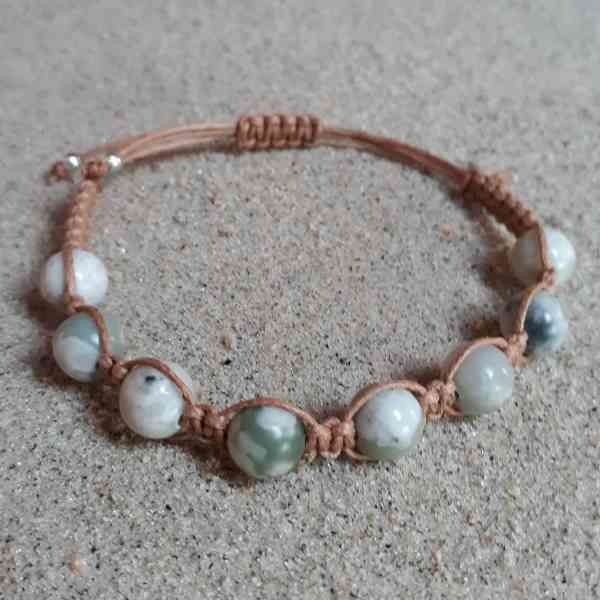 Peace Jade Healing Energy Bracelet