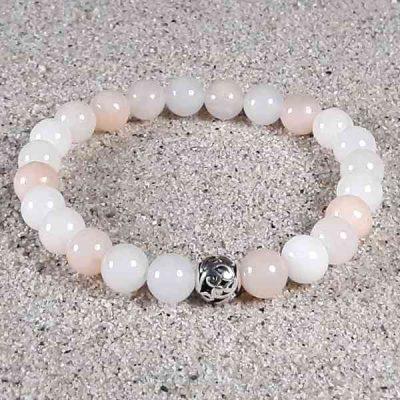 Pink Aventurine Healing Energy Stretch Bracelet