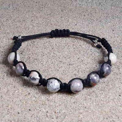 Porcelain Jasper Healing Energy Bracelet