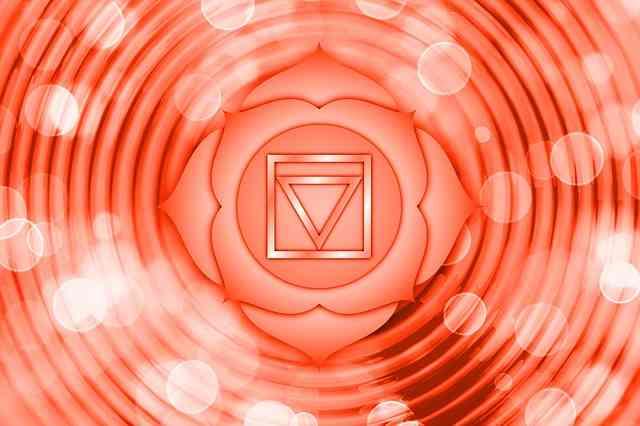 Root Chakra Healing Energy Jewelry