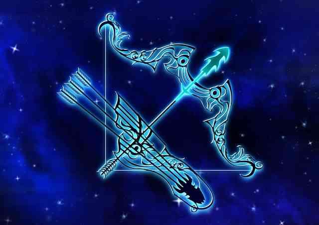Sagittarius-Mystic Zen Healing Energy Jewelry