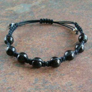 Shungite Healing Energy Bracelet