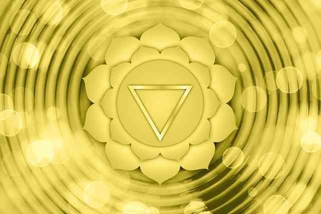 Solar Plexus Chakra Healing Energy Jewelry
