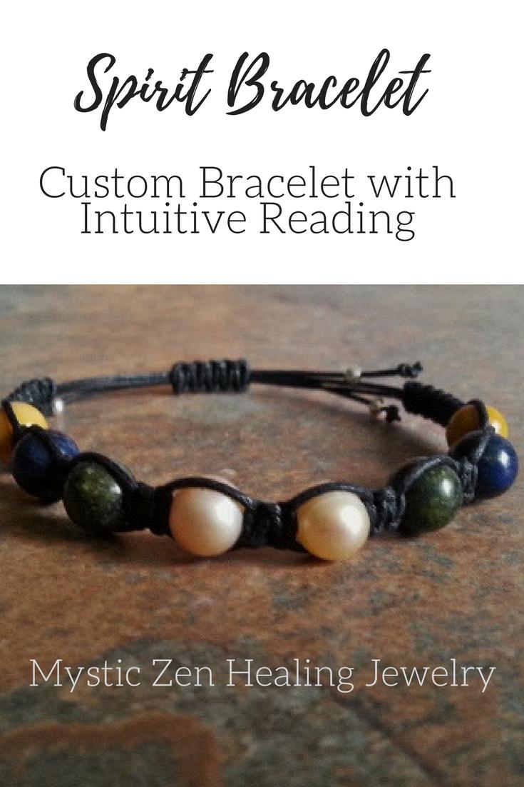 Intuitive Reading Spirit Bracelet