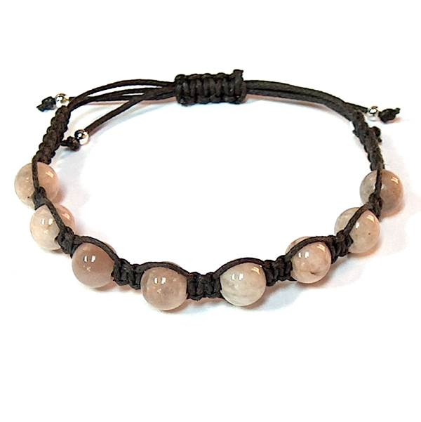 Sunstone Healing Energy Bracelet