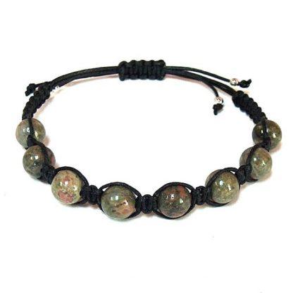 Unakite Healing Energy Bracelet